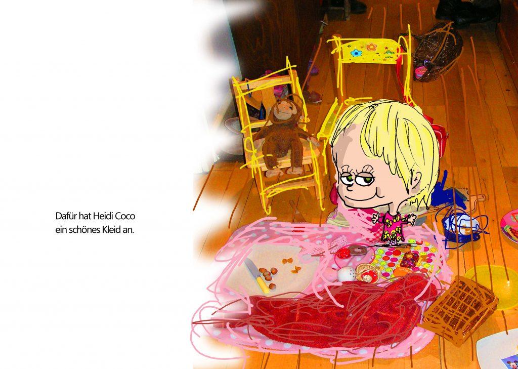 Heidi Coco von Bene Fau